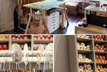 Sewing place