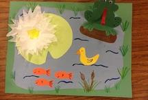 ~Classroom Pond Unit