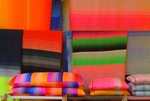 Textiles - Telares - Bordados
