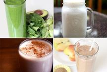 Smoothies, Healthy juices & flavored water