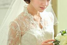 WEDDING DRESS / かわいいドレス