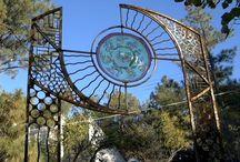 Kinetic sculptures & interactive art