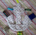 handmade taggies