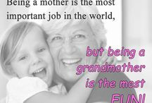 Being a grandmoher