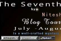 The Seventh Cup by Nitesh Jain / Welcome to the Blog tour of The Seventh Cup by Nitesh Jain. This novel promises to be full of mystery and intrigue.  http://www.tbcblogtours.com/…/the-seventh-cup-by-nitesh-jain
