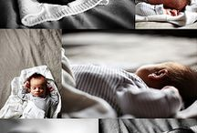 Baby naturalne photography