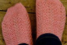 socks / sock knitting pattern inspiration