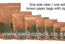 Paper Bags / Paper Bags...http://www.swisspack.co.nz/paper-bags/