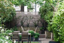 Moderne hager / Modern garden