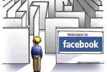 Humor of Social Media Life