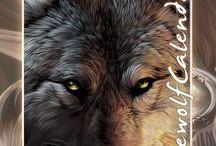 Lobos e lobisomens / Lobos, lobisomens e filhotes