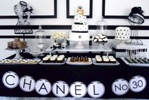 celebrate with chanel / by Joanette L. Hansen