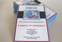 Bryson's Birthday ideas  / by Annette Porter