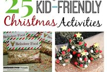 Kids Christmas / Crafts for kids at Christmas