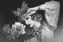 MY WORK MAKEUP&HAIRDRESSING / Mis trabajos de Maquillaje y Peluqueria en diferentes sesiones de fotografia de Moda, Fantasia etc..