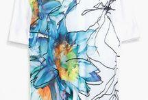 Tessuti dipinti