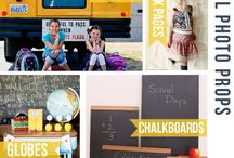 Photo Inspiration {school}