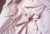 fabric flower's