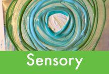 sensory kids play