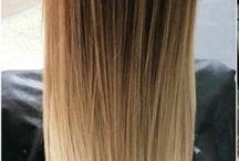 Ombré blond coiff