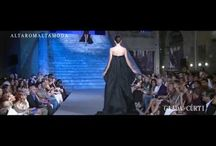 """""""GIADA CURTI"""" A.W.2011-12 """"Free to feel"""" Collection ALTA ROMA HAUTE COUTURE"""