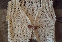 Crochet - Bolero, Vest