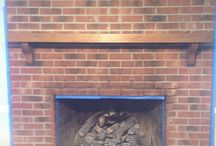 Fireplace Makeover / by Jentry Craig