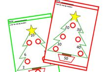 Christmas Math Activities, Autism and Special Education / Fun Christmas Math activities for kindergarten, elementary and middle school students with autism and special needs, in the classroom or at home.