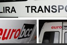 Grafika na samochody Lubin / Oklejanie pojazdów w Lubinie