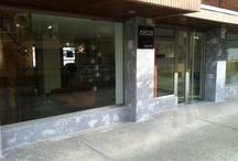 Exposición - muebles de diseño. / Imágenes de nuestra exposición en Beasain.