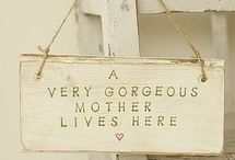 Mothers Day / Gift ideas for Mothers Day - Let's get your inspiration flowing!