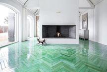 The prettiest flooring