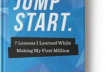 Business stuff / Entrepreneur related