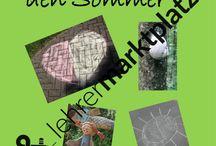 Unterrichtsmaterial für Frühling/Sommer