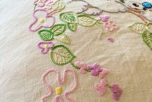 Ricamo / Embroidery / Broderie