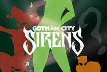Ghotam city sirens