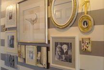 gallery walls galore