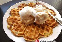 waffles are yummy!