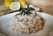 Primi piatti - Riso/Cereali