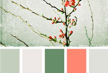 Color Scheme ideas / by Kimberly Hicks
