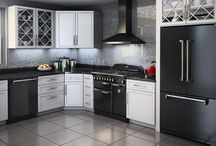 AGA Kitchen Appliances at Avenue Appliance / AGA Kitchen Appliances: Cast Iron Ranges, Cookers, Ovens & Stovetops, Cooktops, Electric Ovens, Refrigerators, Dishwashers, Hood Fans at Avenue Appliance Store in Edmonton, Alberta.