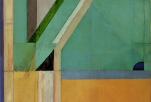 Richard Diebenkorn American Painter / Ocean Park Series and more