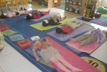 Kids & YOGA! / yoga poses ~ guided visualization ~ meditation / by Genevieve Billings