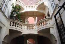 Hôtels particuliers à Nîmes