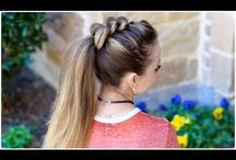 Cute Girls Hairstyles / Different hairstyles & haircuts for teenage girls.