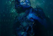 Atlantis Tf. Michela Camurati / Atlantis  Model: Michela Camurati Ph & Edit: Gianluca Festinese Make-up : Maria Felice Romagnoli