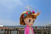 Doll Accessories / Blythe accessories created by me Accesorios Blythe creados por mi