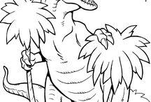 Dinosauři a pravěk