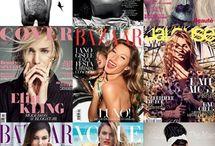 Great Magazine Covers / www.blimagasinjournalist.no, www.journalistskolen.no