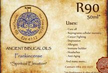 Biblical Oils